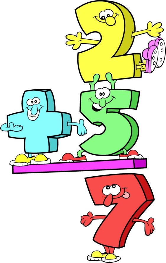 Addition clipart cartoon. Free math symbols download