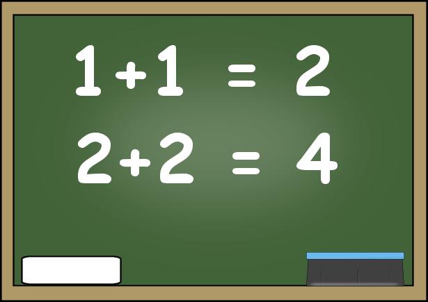 Addition clipart chalkboard. Chalk board free download