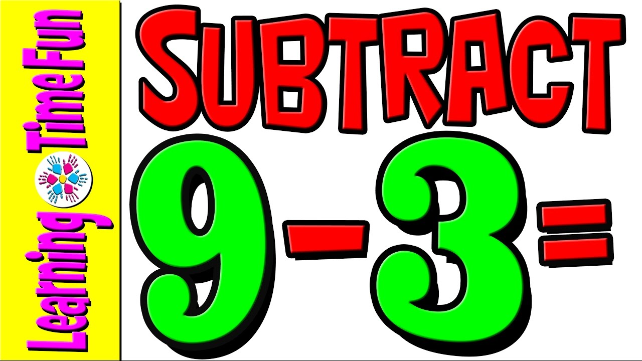 Subtract subtraction by for. Addition clipart easy math