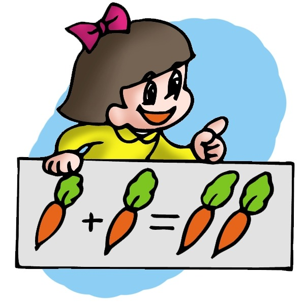 collection of for. Addition clipart easy math