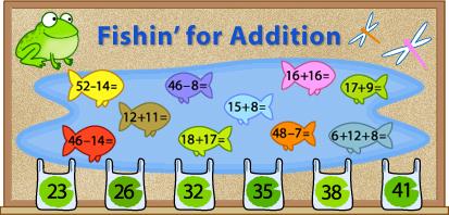 Bulletin boards that teach. Addition clipart elementary math