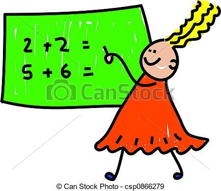 Kids doing panda free. Addition clipart elementary math