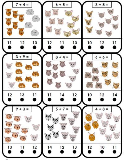 photo regarding Printable Math Flash Card referred to as Addition clipart flashcard, Addition flashcard Clear