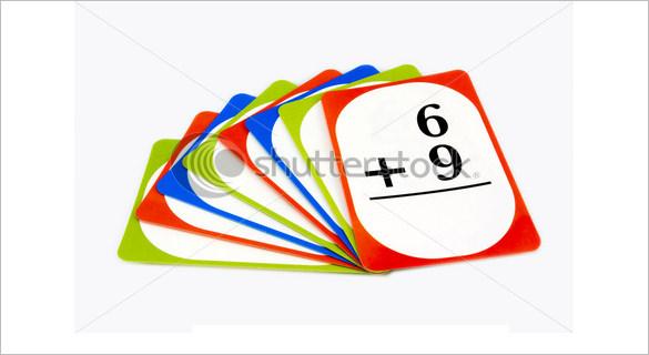 amazing flash card. Addition clipart flashcard