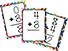 Flashcards free download best. Addition clipart flashcard