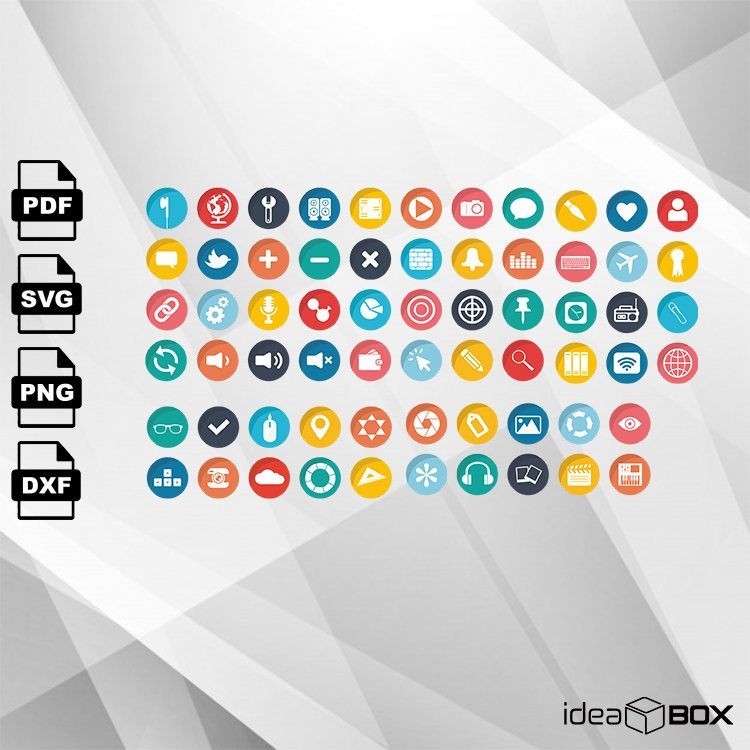 Cool icons bundle svg. Addition clipart icon