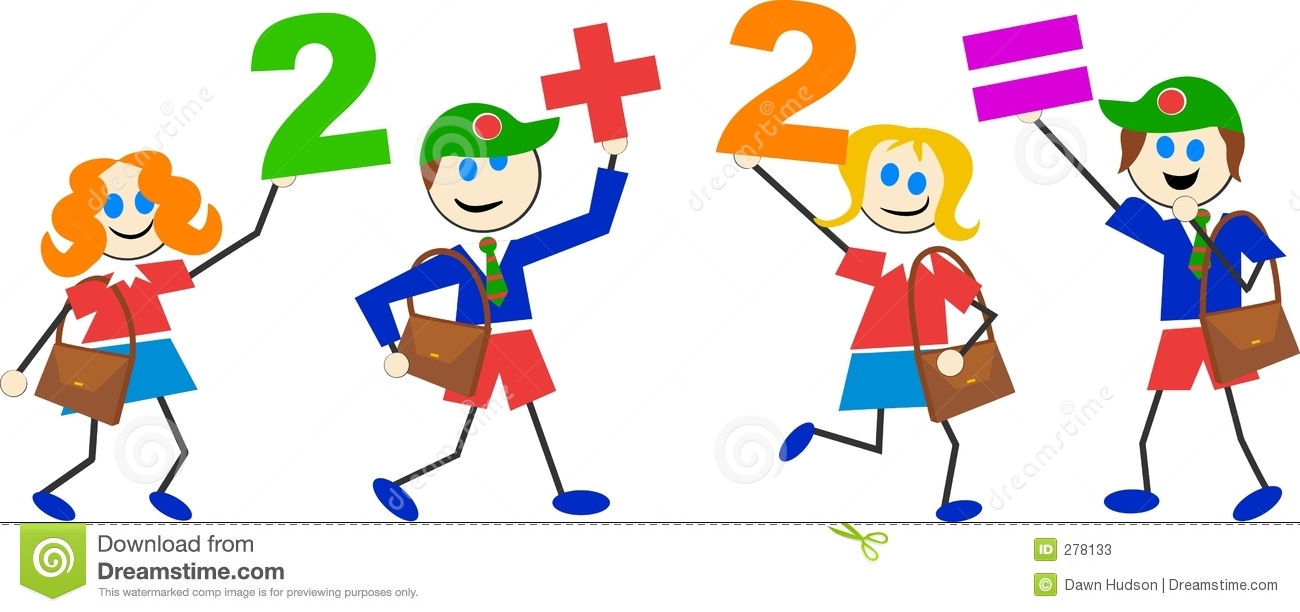 collection of child. Addition clipart kid
