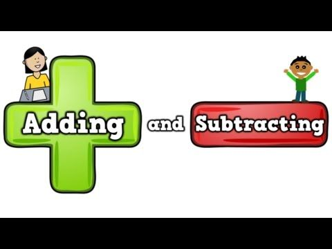 Addition clipart kindergarten math.  adding and subtracting