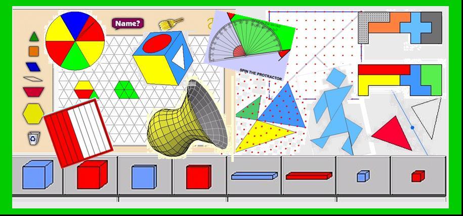 Manipulatives virtual on the. Addition clipart math manipulative