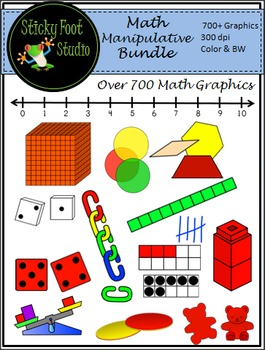 Addition clipart math manipulative. Manipulatives worksheets teaching resources
