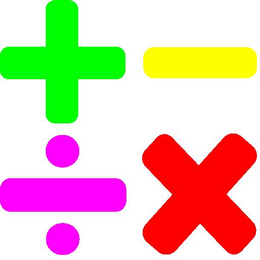 Addition clipart math operation. Mathematics manic multiplication and