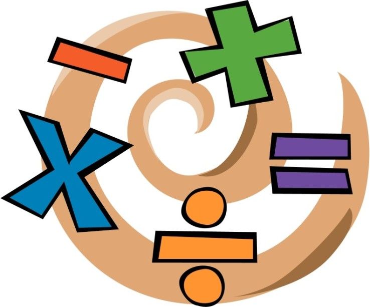 Addition clipart math operation. Identifying key words for