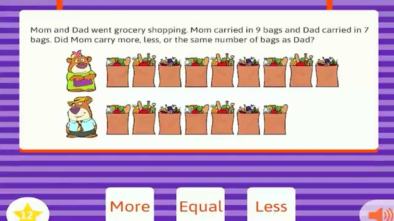 Problems kindergarten youtube . Addition clipart math word problem