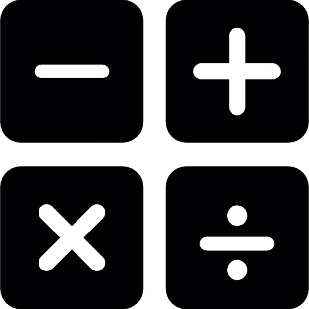 Operations icons free download. Addition clipart mathematical operation