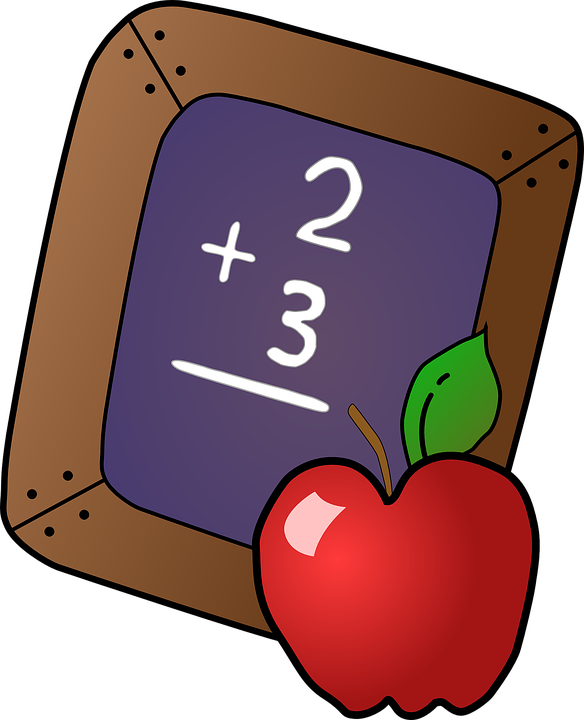 Addition clipart preschool math. When should kids start