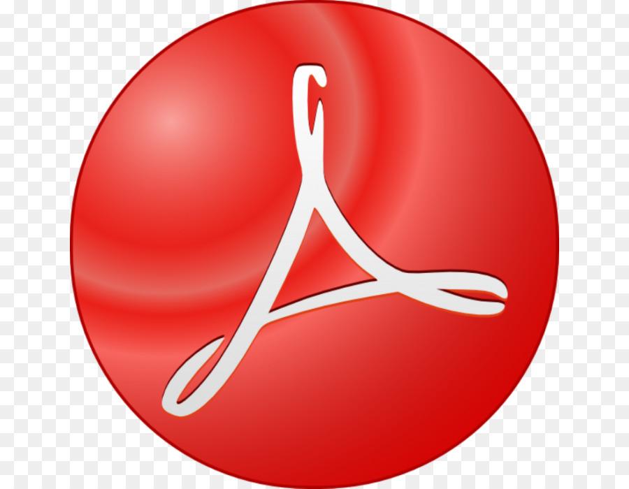 Logo red font line. Adobe clipart