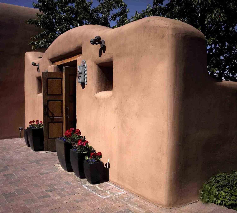 Adobe clipart hacienda. Bonito bed u breakfast