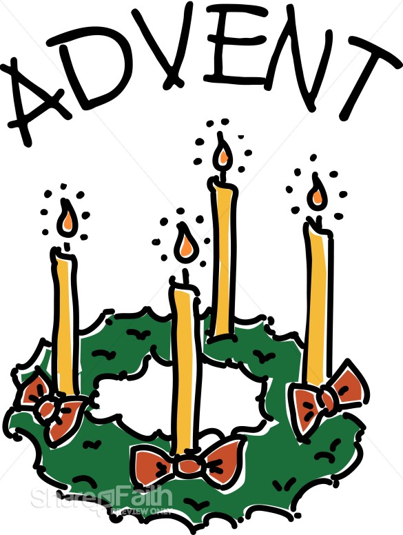Images graphics sharefaith candle. Advent clipart