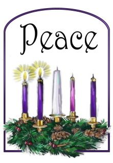 nd sunday of. Advent clipart 2nd