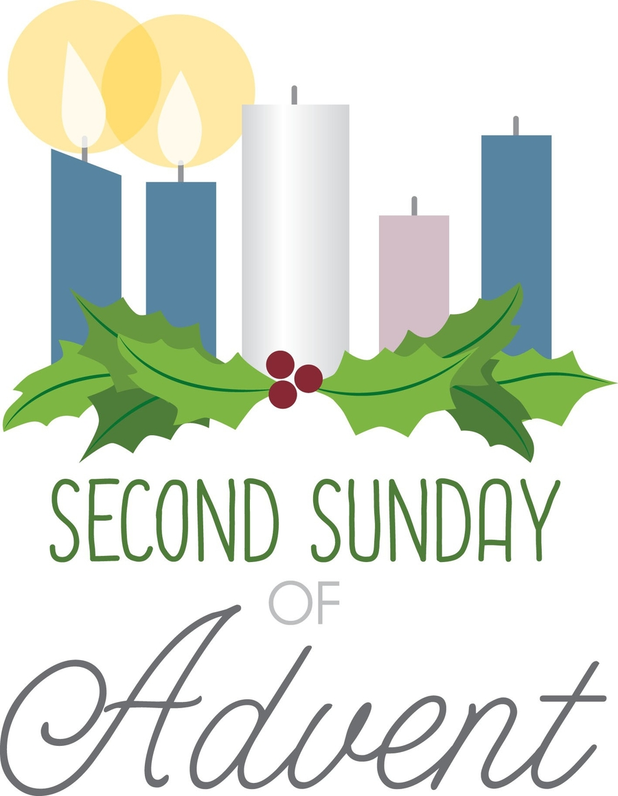 Resolution all saints episcopal. Advent clipart 2nd