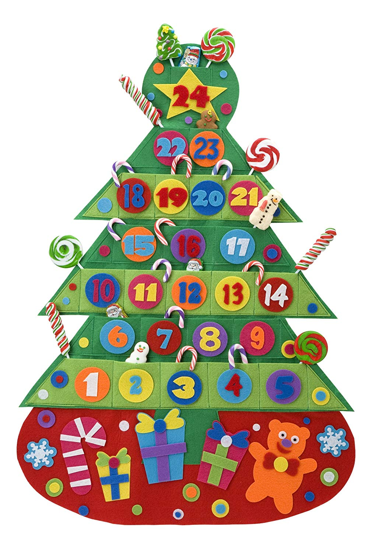 Amazon com alex toys. Advent clipart advent calendar