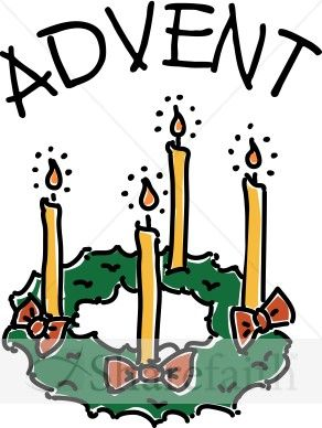 Clip art free candelalive. Advent clipart advent calendar