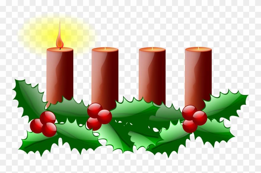 Advent clipart advent wreath. Free clip art candles