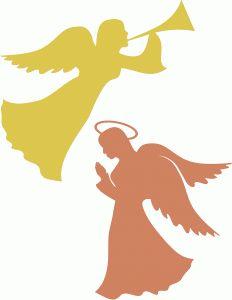 Advent clipart angel.  best jouluaskarteluja enkelit