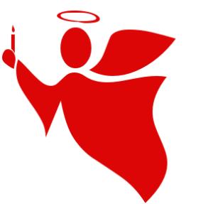 Monday memo november saint. Advent clipart angel