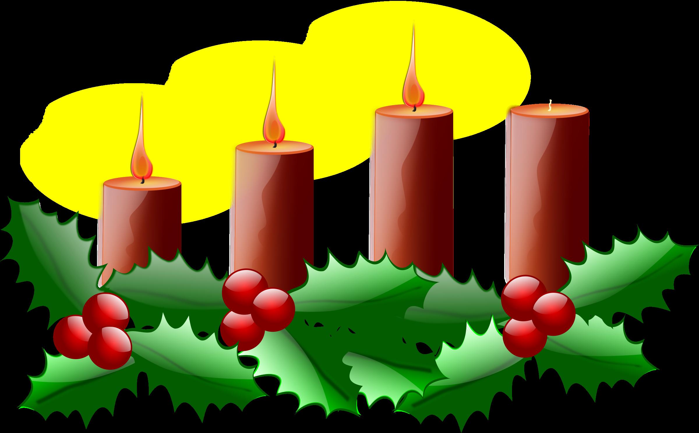 News windsor methodist church. German clipart advent wreath