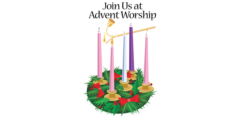 Wreath churchart online join. Advent clipart bulletin