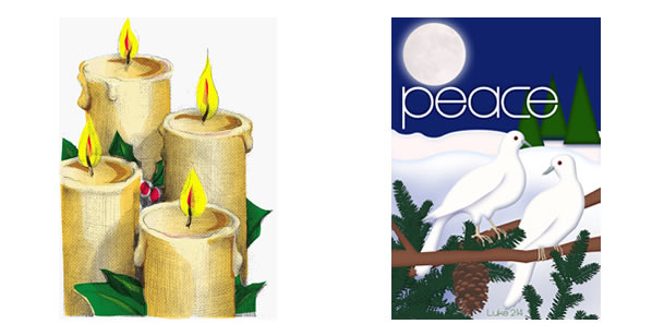 Covers churchart online for. Advent clipart bulletin