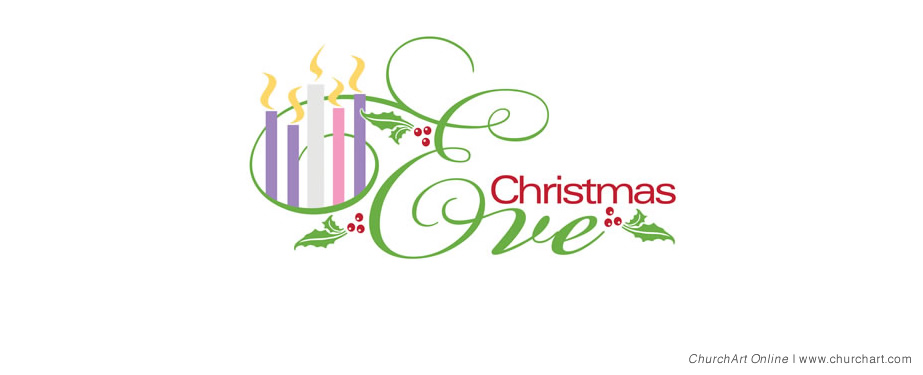 Advent clipart bulletin. Christmas eve clip art