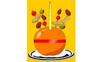 Advent clipart christingle. Henfield hub st peter