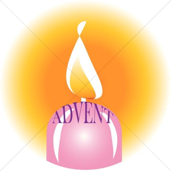 Advent clipart clip art. Christmas candles