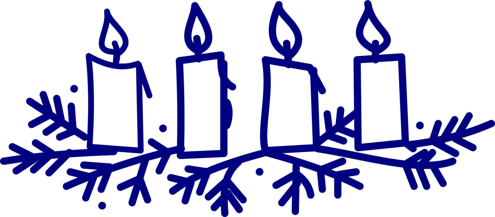 To free candles png. Advent clipart clip art