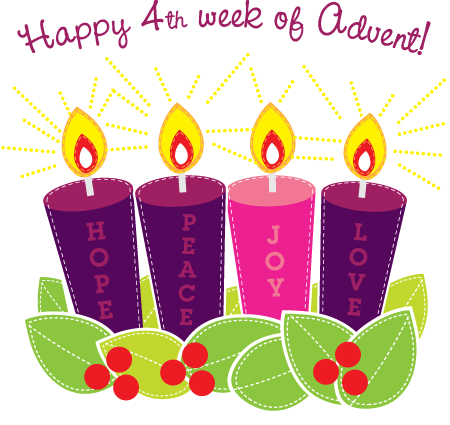 Advent clipart happy. Th sunday of first