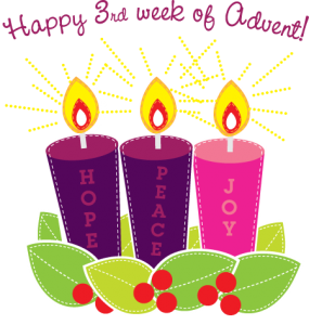 Advent clipart meaning. Readings reflections with cardinal