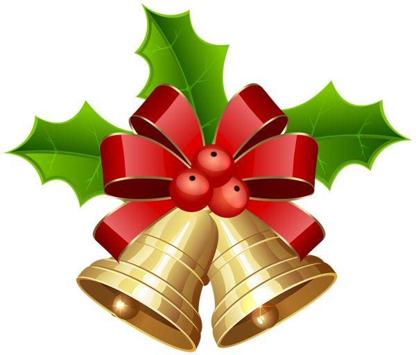 Bell clipart mistletoe.  best christmas png