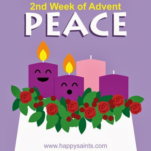 very beautiful second. Advent clipart peace