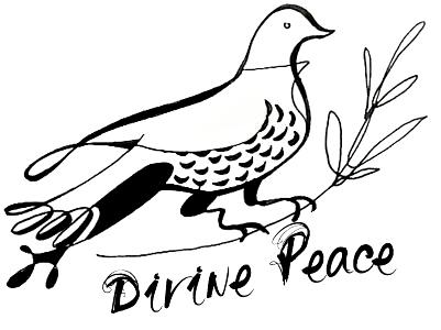 Clip art panda free. Doves clipart advent