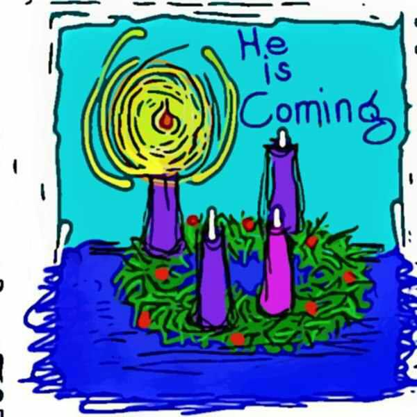 Catholic clip art library. Advent clipart ring