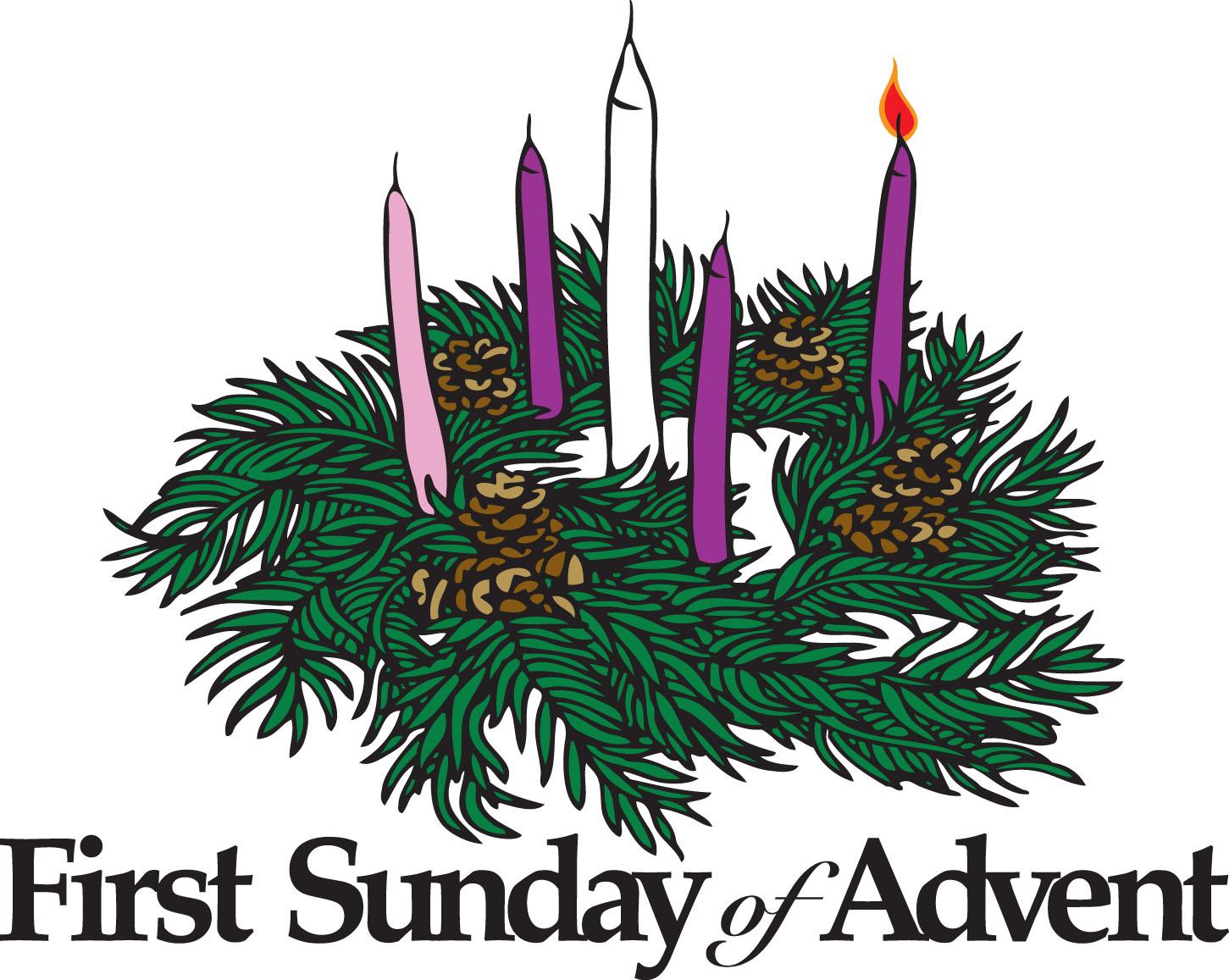 Advent clipart service. Free download clip art