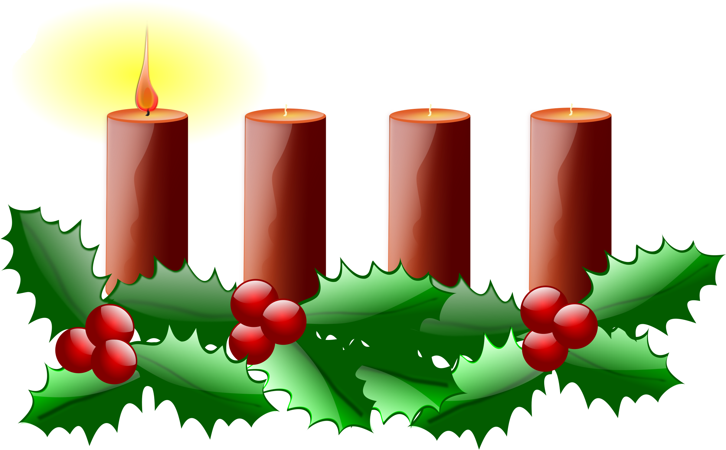 Peace clipart 4th sunday advent. First of big image