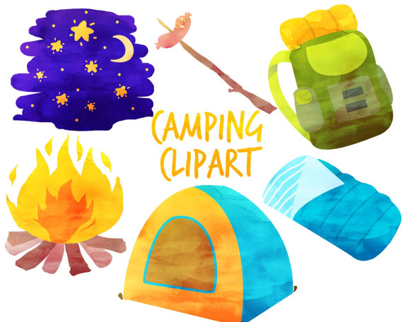Camp clipart tent. Camping clip art adventure