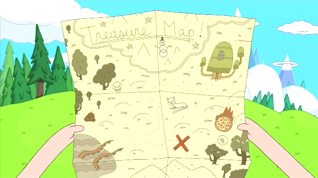 Adventure clipart adventure map. Image treasure png time