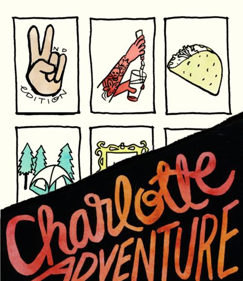 Adventure clipart adventure map. Charlotte nd edition edia
