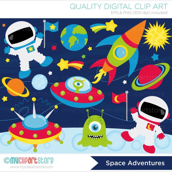 Space outer adventures galaxy. Adventure clipart adventure theme