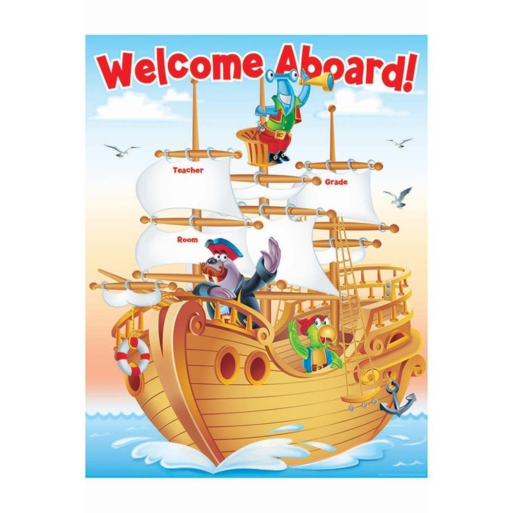 Adventure clipart adventure theme. Sea welcome chart gr