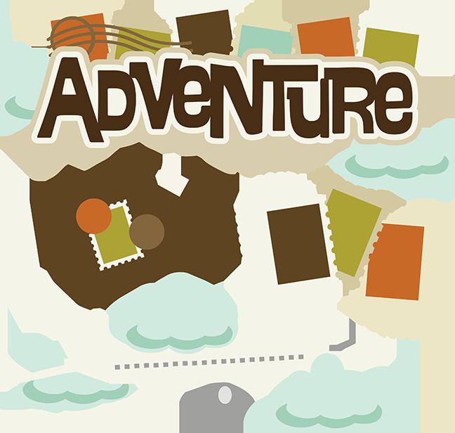 Adventure adventure trip